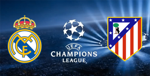 TV Streaming Final Liga Champion Real Madrid VS Atletico Madrid