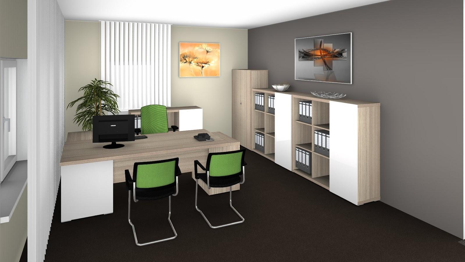 Großzügig Chefzimmer Büromöbel Ideen - Die Designideen für ...