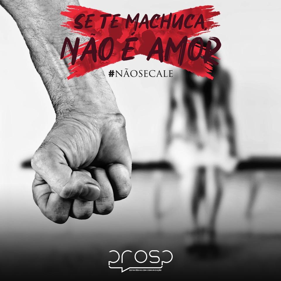 #nãosecale: empresa de Brasília cria campanha para combater a violência e o assédio contra a mulher