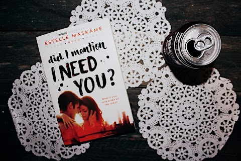 Review: Did I Mention I Need You? by Estelle Maskame