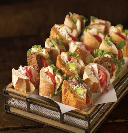 Wedding and reception ideas for Canape 200x200