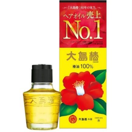 tinh dau duong toc Oshima Tsubaki Camellia Oil