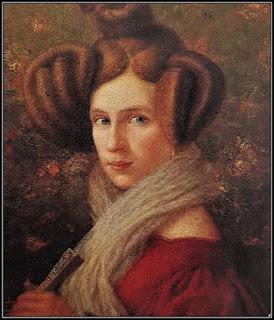 Πορτρέτο της Μαργκερίτα Μπαρέτζι.