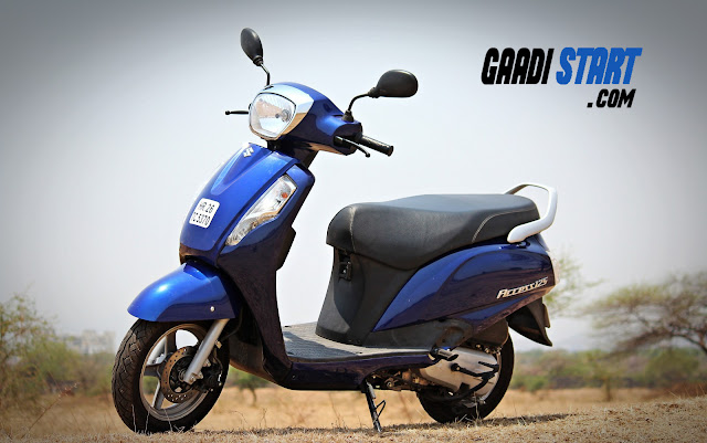 Suzuki Access 125 - Review,specification,real mileage,picture.
