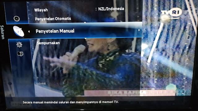 Memperbaiki Siaran TVRI yang Tidak Ada Suaranya