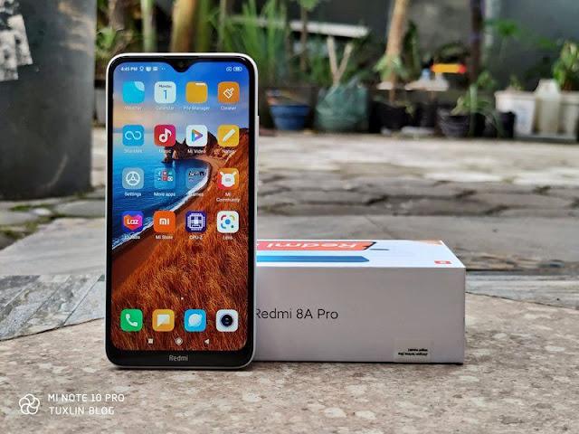 Review Xiaomi Redmi 8A Pro: Upgrade yang Tidak Signifikan