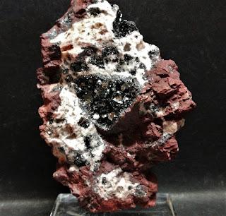 Hematites, Mina La Inglesa, Mansilla de la Sierra , La Rioja, 6 cm