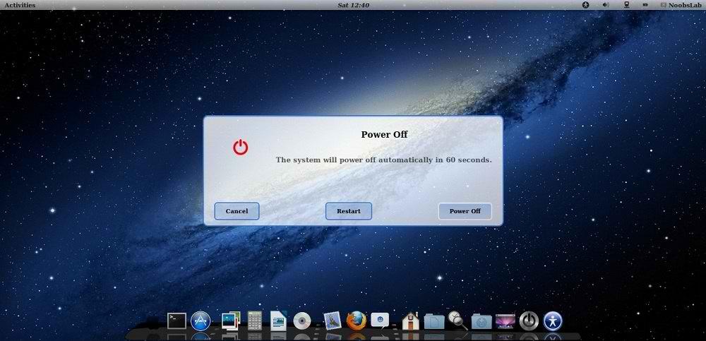 Install Mac OS X Theme on Ubuntu 12 04 Precise/Linux Mint 14