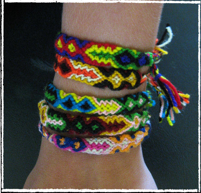 Latest Imagez: Friendship Bands for Girls and boys