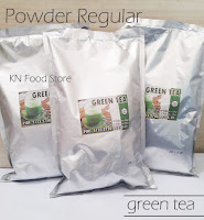 Powder-Green-Tea - Bubuk-Green-Tea