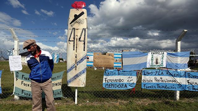 Argentina: La Policía Federal realiza allanamientos por el submarino ARA San Juan