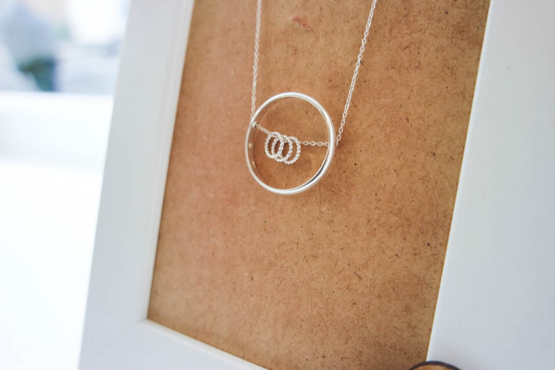 Karma Moments JewelleryBox personalised necklaces