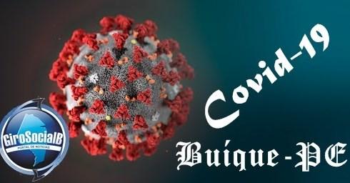 Com mais 30 novos casos de Covid-19 confirmados nesta terça-feira, 11 de Maio, em apenas dois dias Buíque registra 61