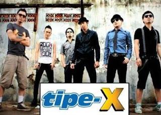 Download Kumpulan Lengkap Lagu Hits Tipe Download Kumpulan Lengkap Lagu Hits Tipe-X Album TERLARIS Mp3