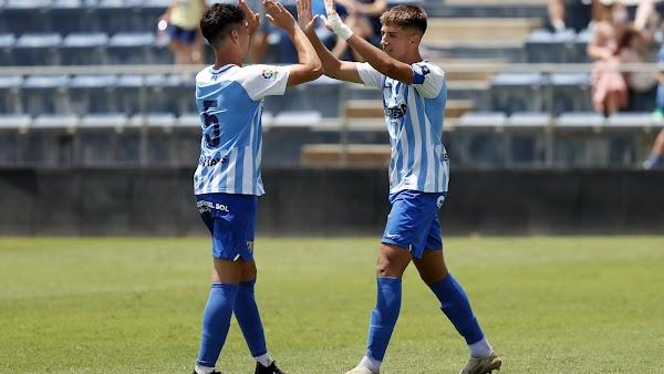Copa de Campeones Juvenil A, resultados de la ida