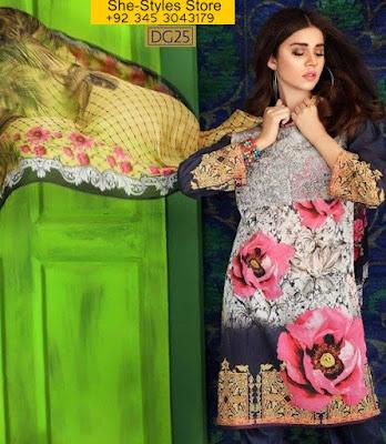 Charizma Eid Collection '17