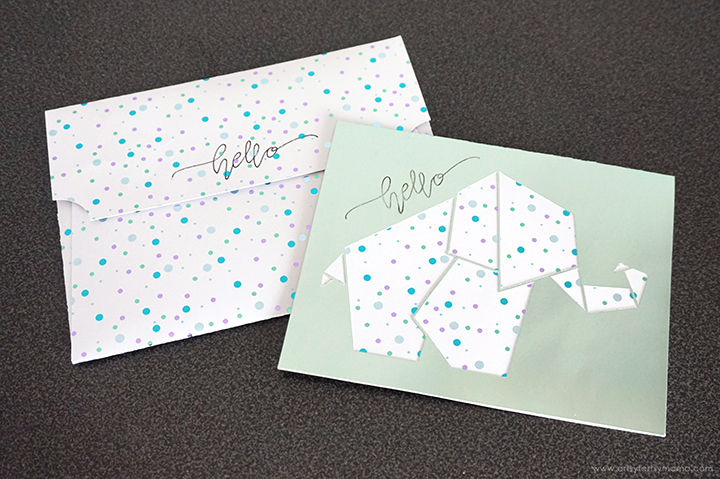 Elephant Card Set
