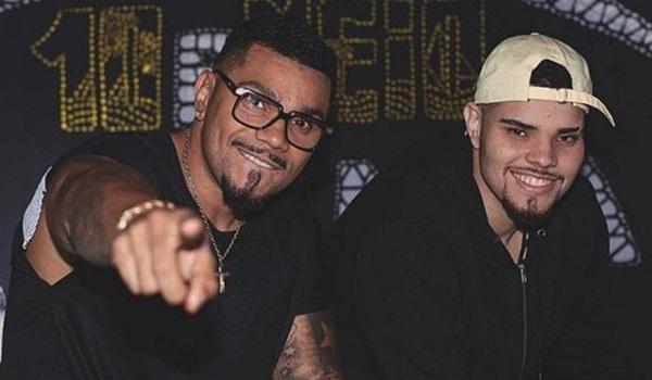 Filho do cantor Naldo é preso com drogas no Rio de Janeiro, diz colunista
