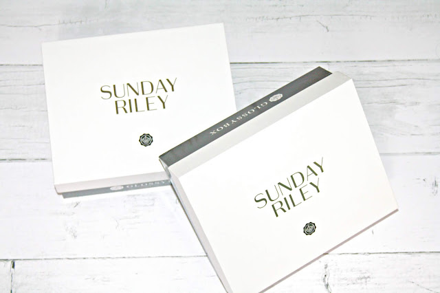 Sunday Riley Glossybox + Giveaway