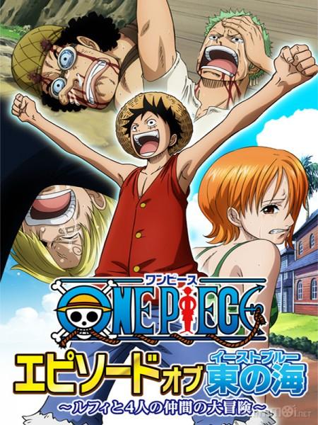 Đảo Hải Tặc : Phần Về Biển Đông - One Piece: Episode of East Blue