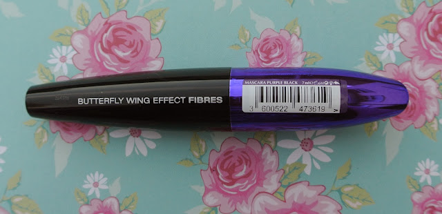 l'oreal false lash flutter mascara midnight blacks