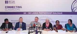 The British Council in Sri Lanka