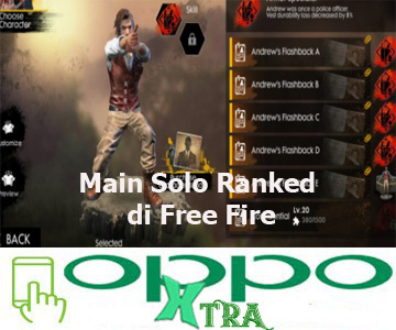 Main Solo Ranked di Free Fire