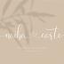 FREE | Naibacarte Modern Calligraphy