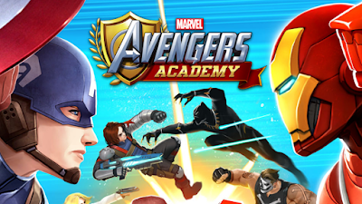 MARVEL Avengers Academy v1.23.0 Mod Apk Latest (Free Shopping)