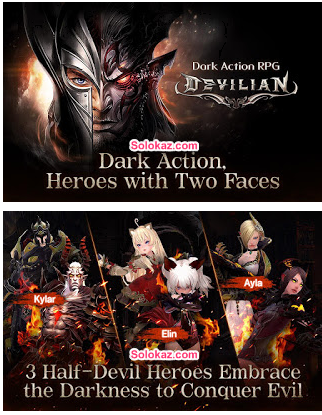 Devilian Mod APK