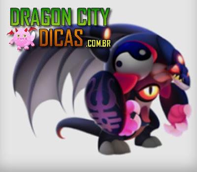 Dragão Yin - Informações