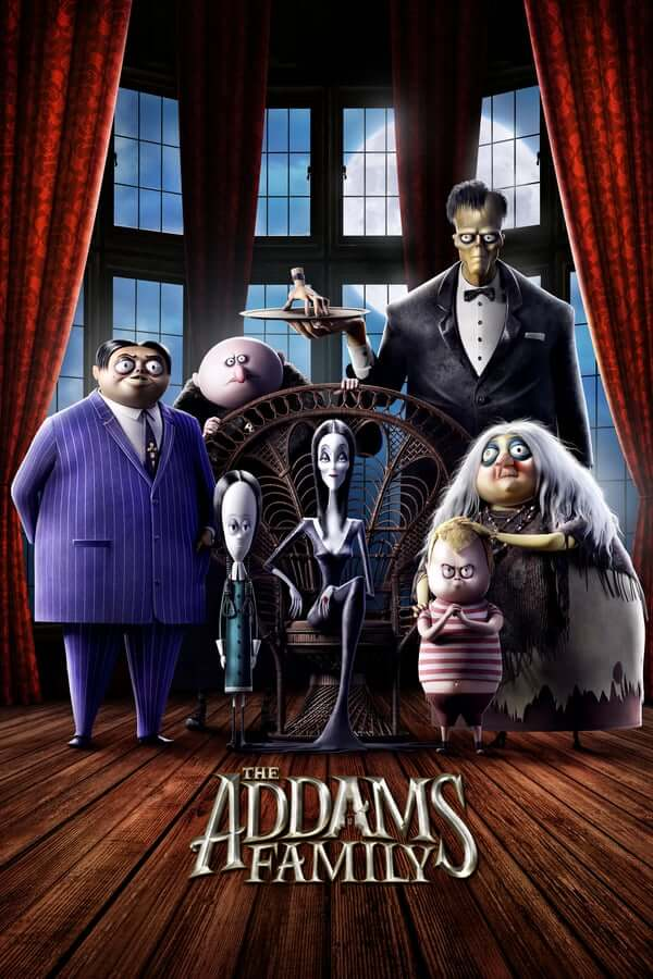 Download Free Movie The Addams Family 2019