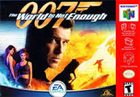 Free Download 007 the world is not enough Nitendo 64 ISO PC Games For PC Full Version - ZGASPC