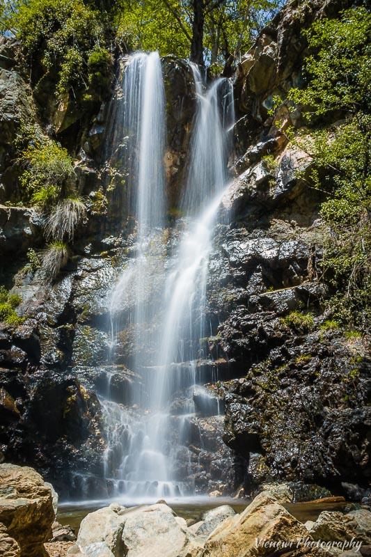 Wodospad Kaledoński - najsłynniejszy wodospad Cypru.