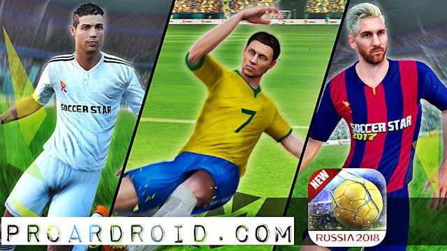 لعبة Soccer Star 2019 World Legend v4.1.5 كاملة للاندرويد (اخر اصدار) logo