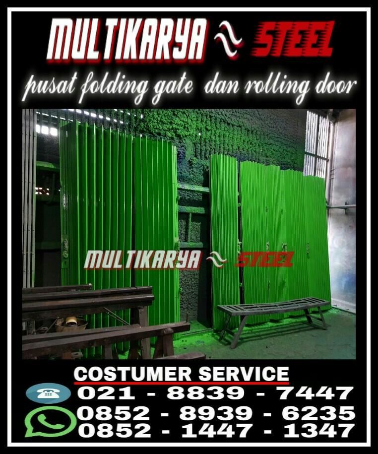 Daftar Harga Folding Gate Cikampek Murah ~ FOLDING GATE CIKAMPEK MURAH