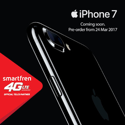 Pre Order iPhone7