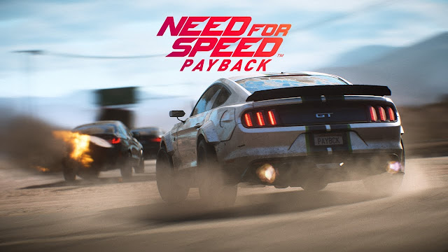 Need for Speed Payback Full - Torrent İndir