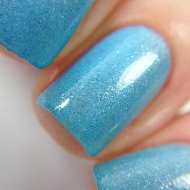 Sweet Heart Polish-Not So Common Blue