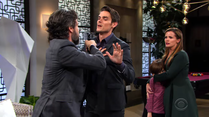 The Young and the Restless Preview: A Hostage Situation!