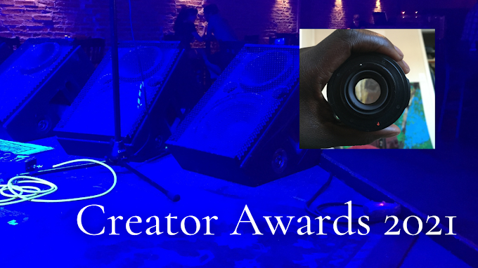 Creator Awards 2021 to Announce Nominees on May 30th