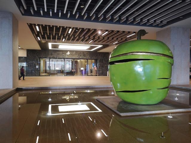 One Farrer Hotel - Green Apple