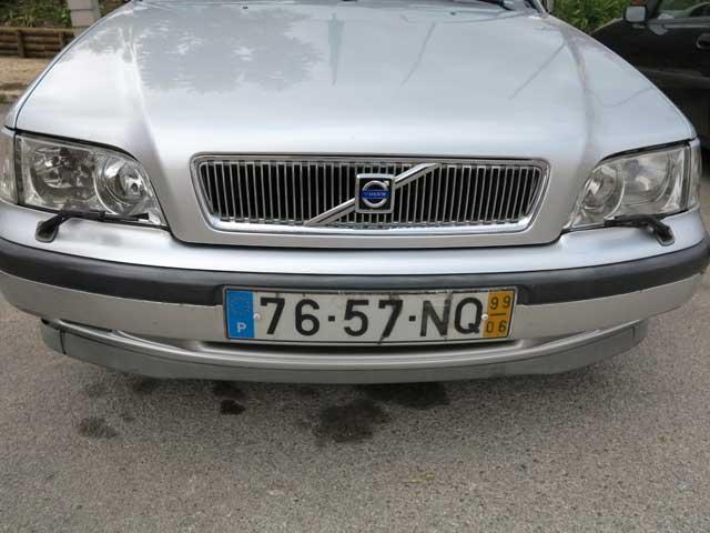 Volvo in Lisbon