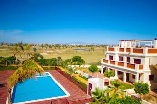 golf townhouses and golf apartments at La Serena Golf