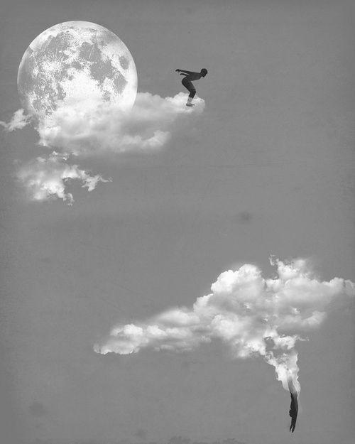 sauter, voler, voyager, explorer, glisser, … Les joies d'une sortie hors du corps