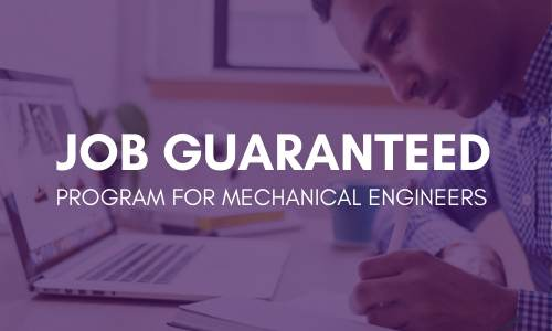 Job Guaranteed Course