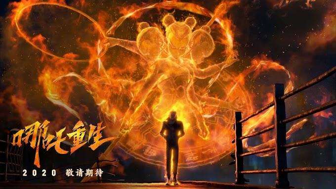New Gods: Nezha Reborn│Sucesso de bilheteria na China estreia hoje na Netflix