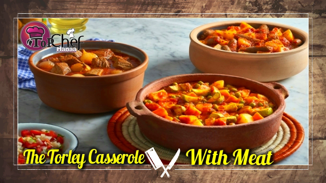 The Torley Casserole With Meat