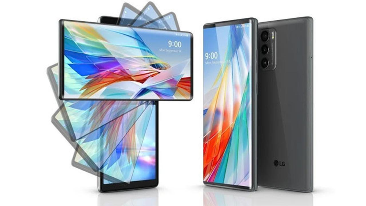 LG Wing Officially Announced, Here Are The Specifications