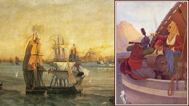 4 Απριλίου του 1821: Ξεκινάει η πολιορκία του Ναυπλίου